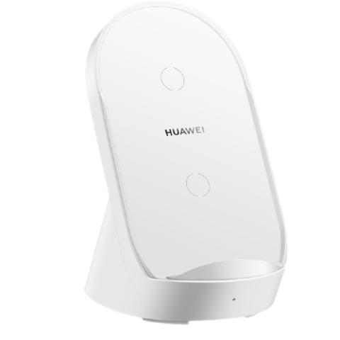 HUAWEI 华为 原装无线充电器50W超级快充40W立式Mate40/30Pro+P40pro+手机 50W无线充电器