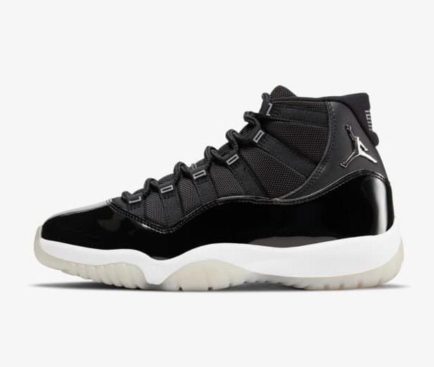 AIR JORDAN Air Jordan 11 Retro 女士篮球鞋 CT8012-011 黑色 37