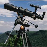 CELESTRON 星特朗 SCTW-102EQ3 天文望远镜 黑色