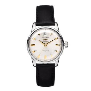 考拉海购黑卡会员 : LONGINES 浪琴 经典复古系列 L1.611.4.75.2 男士机械手表