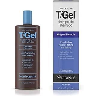Neutrogena 露得清 T/Gel 去屑洗发水 473ml