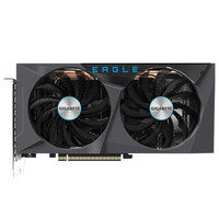 技嘉 GIGABYTE GeForce RTX 3060 Ti  EAGLE 8G猎鹰游戏显卡