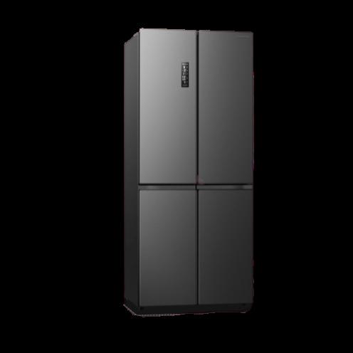 Ronshen 容声 i离子-「净」系列 BCD-501WD18FP 变频十字对开门冰箱 501L 墨韵灰