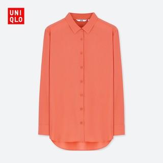限尺码 : UNIQLO 优衣库 404543 女装花式衬衫