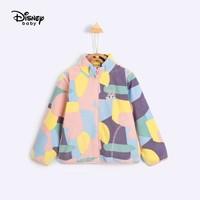Disney 迪士尼 儿童摇粒绒外套