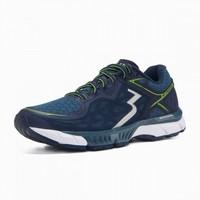361° SPIRE 2 男士跑鞋 Y712-2 深蓝/茉莉绿 40