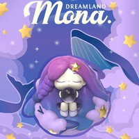 打破夢與現實邊界的女孩Mona來襲!