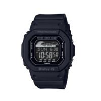 Casio 卡西欧 Baby-G系列 BLX-560-1DR 中性款黑色腕表