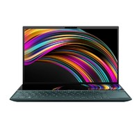 百亿补贴:ASUS 华硕 灵耀X2 Duo 14英寸触控屏笔记本电脑( i7-10510U、16GB、1TB、 MX250)