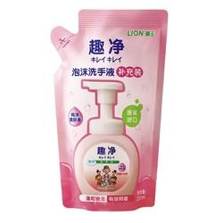 LION 狮王 爽肤香型泡沫洗手液 200ml *5件