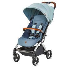 gb 好孩子 婴儿车推车可坐可躺 宝宝遛娃 避震轻便 折叠推车 灰色 D852-S209GG