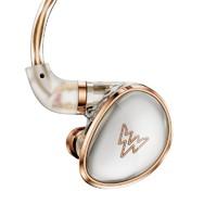 Whizzer 威泽 Kylin HE01 入耳式动圈有线耳机 透明