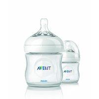AVENT 新安怡 自然系列 寬口徑奶瓶兩對裝 120ml SCF690/27