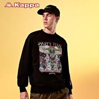 Kappa 卡帕 艺术家联名款 K0AY2WT71DIwt1 情侣款圆领套头衫