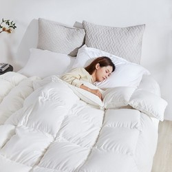 YANXUAN 网易严选 95%白鹅绒厚款冬被 纯净白 150*200cm