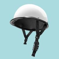 LMM TK-001 纯色电动车头盔