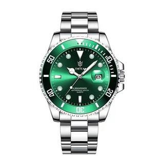 DITA 迪塔 SG 绿色水鬼男士手表
