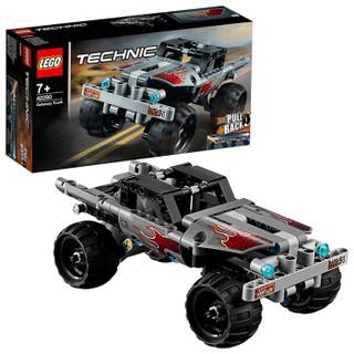 LEGO 乐高 机械组系列 42090 逃亡卡车