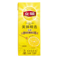 Lipton 立顿 红茶 黄牌精选 250ml*6