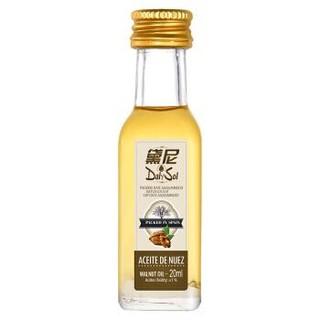 黛尼(DalySol)婴儿辅食核桃油20ml 西班牙原瓶进口食用油 +凑单品