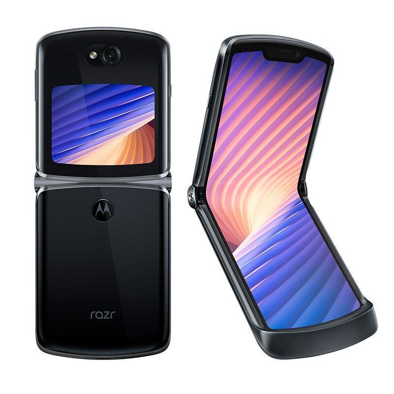 百亿补贴 : MOTOROLA 摩托罗拉 razr 刀锋 5G折叠屏手机 8GB+256GB 锋雅黑