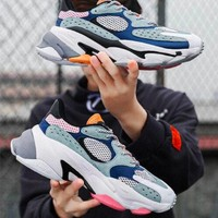 百亿补贴:LI-NING 李宁 ALIEN星际 AGCP181 男子复古运动鞋
