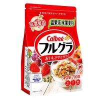 88VIP、有券的上:Calbee/卡乐比 原味水果麦片 700g *5件