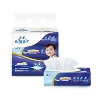88VIP:GOO.N 大王 elleair 婴儿奢润保湿面巾纸 100抽*3包 *10件
