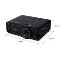 Acer 宏碁 D606D D6+系列 投影仪投影机+3米长HDMI数据线