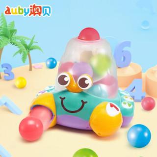 AUBY 澳贝 461592 儿童多元智能玩具 疯狂数字认知蟹 +凑单品
