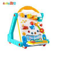 auby 澳贝 AUBY 澳贝 电子多功能学习桌玩具 463439DS