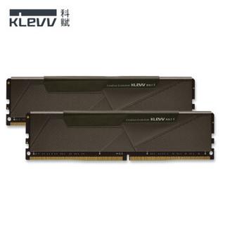 KLEVV 科赋 BOLT X 雷霆 DDR4 3200MHz 台式机内存 32GB(16GB*2)