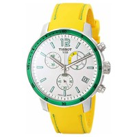 TISSOT 天梭 Quickster T095.449.17.037.01 男款时装腕表