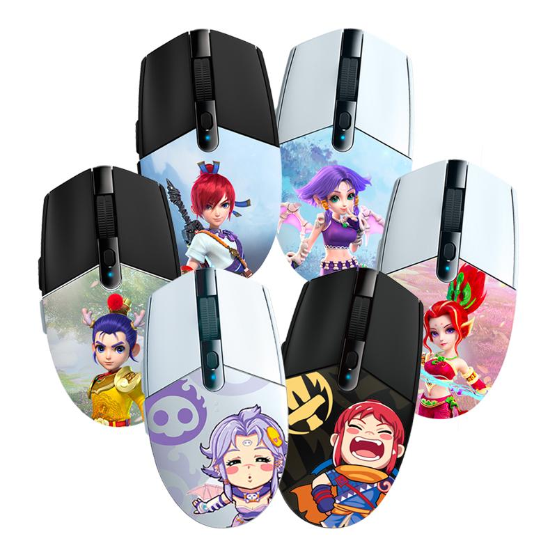 25日0点 : logitech 罗技 G304 无线游戏鼠标 梦幻西游限量联名版