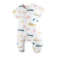 88VIP:babycare 宝宝纯棉分腿睡袋 *2件