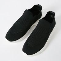 Meters bonwe 美特斯邦威 201W9911637821 男款纯色运动跑鞋