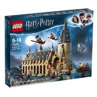 LEGO 乐高 哈利·波特系列 75954 霍格沃茨大礼堂 *2件