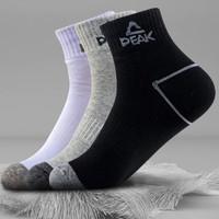PEAK 匹克 透气棉袜 6双装