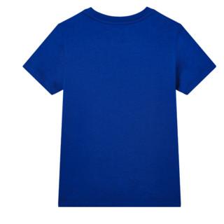 ANTA 安踏 男童短袖T恤 A35829169 远洋蓝 120cm