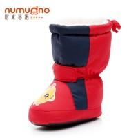 洛米笛諾 嬰兒加絨保暖步前鞋 多款可選