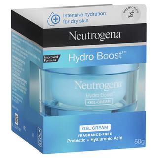 Neutrogena 露得清 水活盈透保湿凝露 50g 无油版