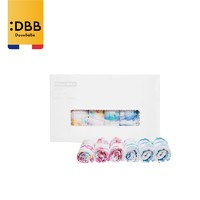 DBB 婴儿纱布口水巾 6条