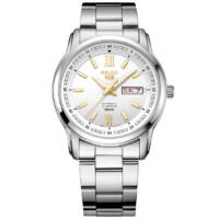 京东PLUS会员:SEIKO 精工 SEIKO 5系列 SNKP15K1 男士机械手表