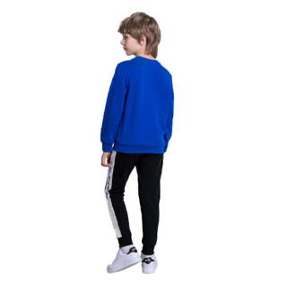 ANTA 安踏 儿童套头卫衣 A37018709 旋风蓝