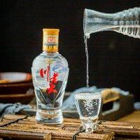 天猫U先、限地区: LUZHOULAOJIAO 泸州老窖 川老大 52度 浓香型小酒 100ml