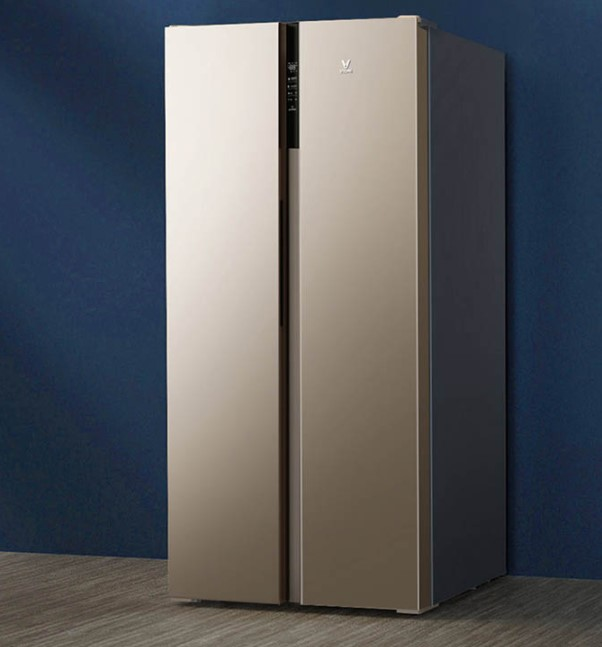 VIOMI 云米 BCD-456WMSA 变频风冷 对开门冰箱 456L