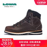 LOWA秋冬户外WENDELSTEIN GTX保暖男中帮鞋防水雪地靴 L210454