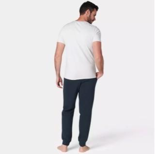 DECATHLON 迪卡侬 男士运动长裤 307272-8543999 深蓝色