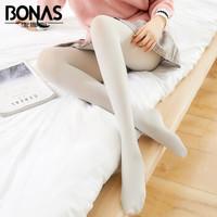 BONAS 宝娜斯 女士连裤袜 2条装 多款可选