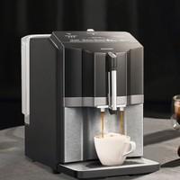 西门子(Siemens) 咖啡机家用 全自动 欧洲原装进口 TI353809CN